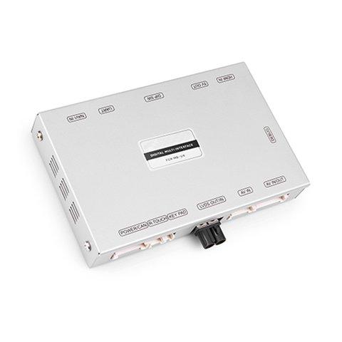 Відеоінтерфейс з HDMI для Mercedes-Benz з системою NTG5.5/6 Прев'ю 2