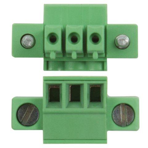 Concentrador USB de 4 puertos en carcasa metálica Vista previa  3