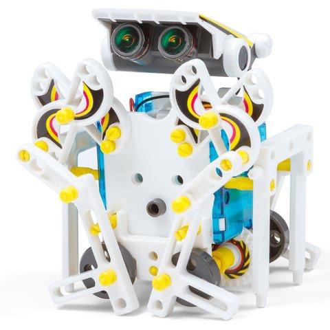 Робот 14 в 1 на солнечных батареях, STEAM-конструктор CIC 21-615