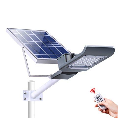 Вуличний LED-світильник з сонячною панеллю SL-680B – 6 В 6000 мАг Прев'ю 4