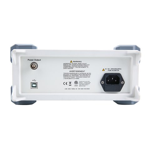 Генератор сигналів UNI-T UTG9005C-II Прев'ю 3