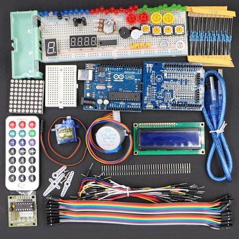Електронний конструктор Haitronic Стартовий набір для Arduino - /*Photo|product*/