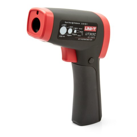 Infrared Thermometer UNI-T UT303C Preview 8